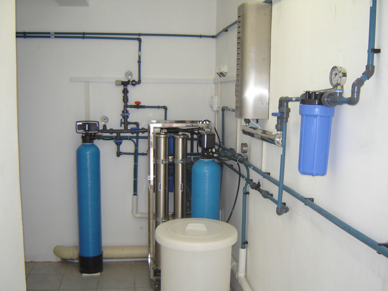 Medical Pure Water Systems