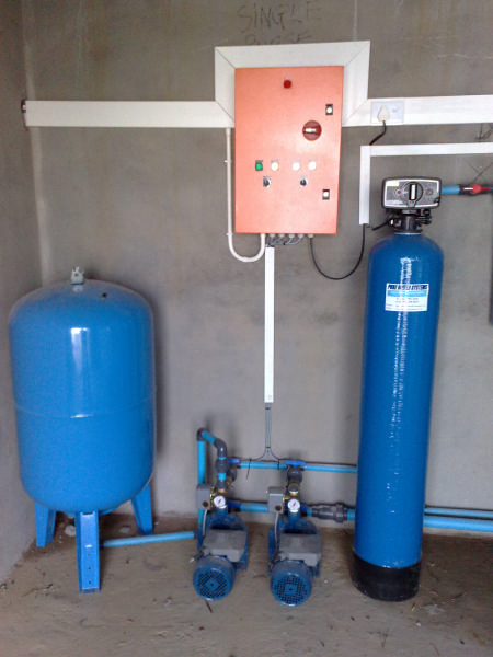 Residential Pure Water Systems